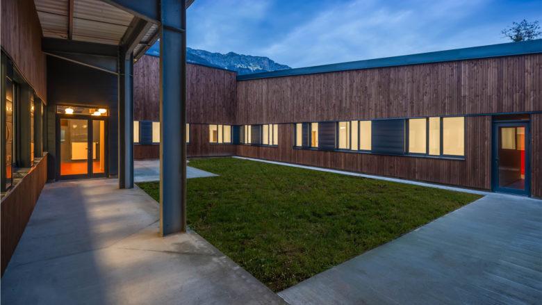 Régie des eaux du Gresivaudan - Atelier Métis Architectes